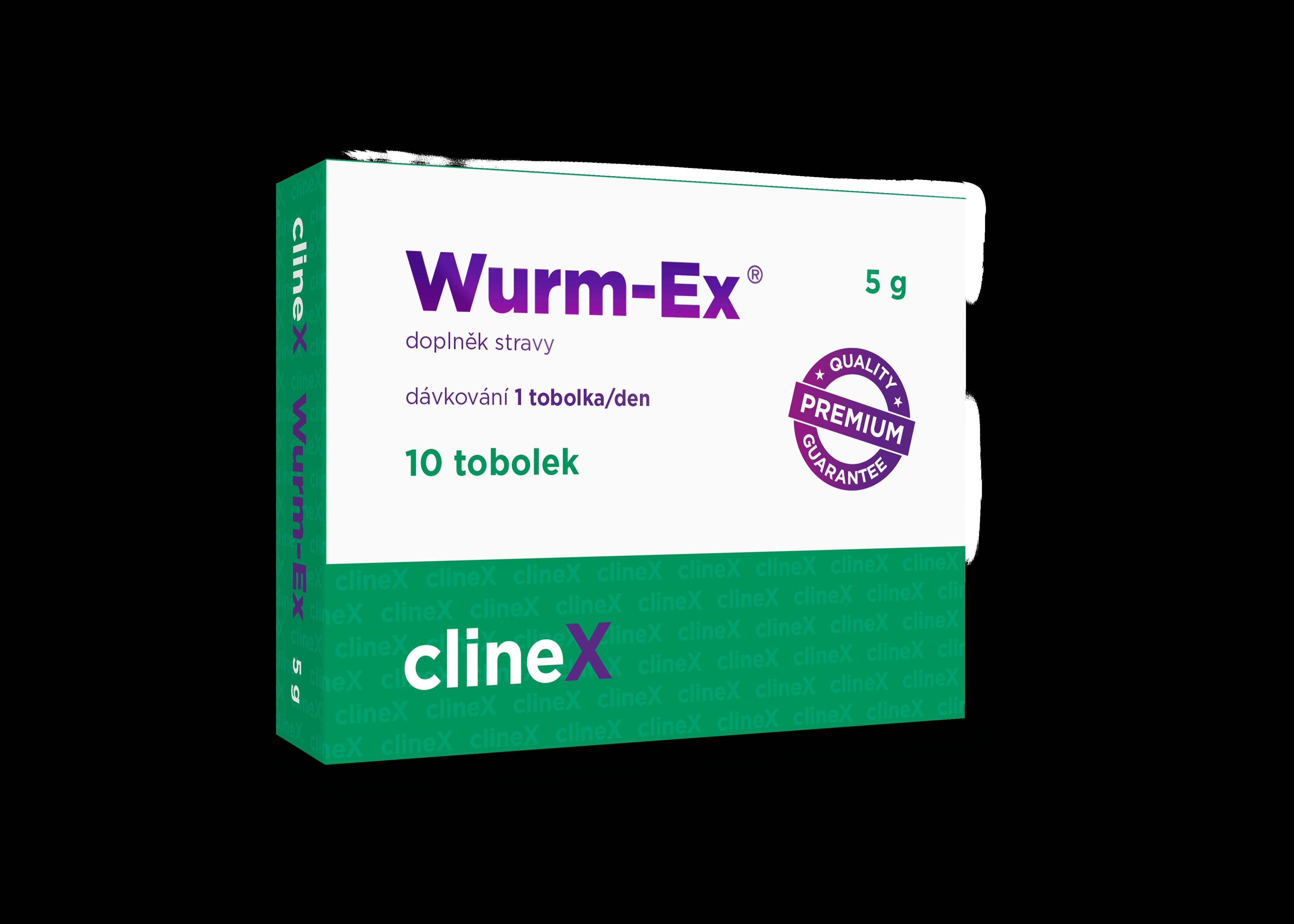 Balení Wurm-Ex